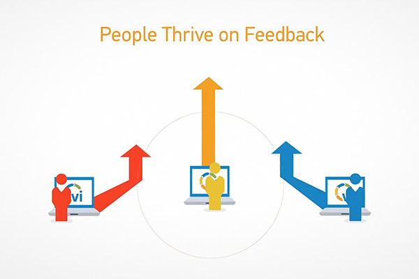 Provide realtime feedback