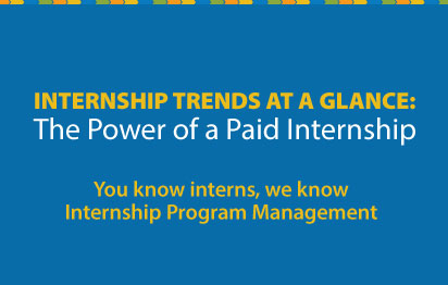 The Power of a Paid Internship (Infographic)