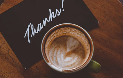 Gratitude in the Workplace Impacts Productivity and Retention