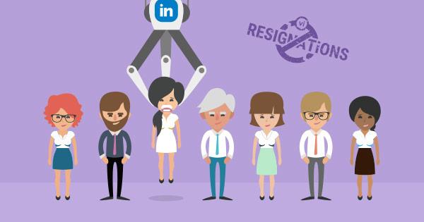 No more resignations