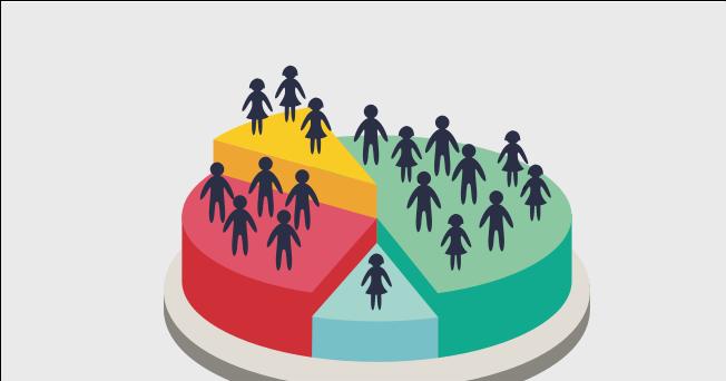 Use demographics as criteria
