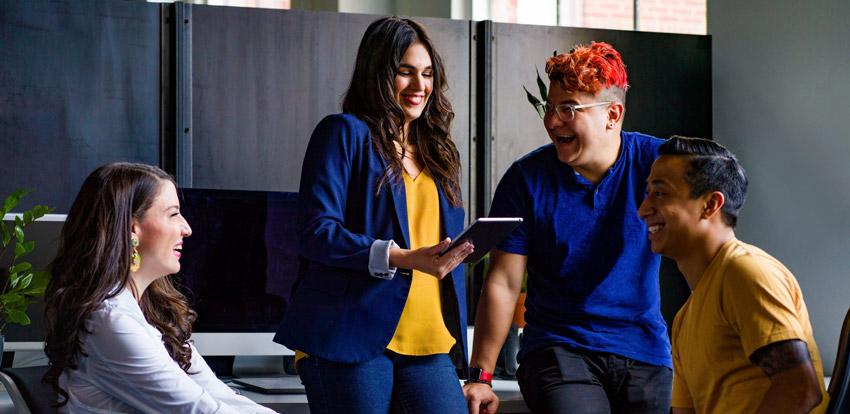 Talent management technology