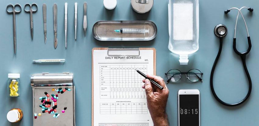 Goal setting for hospitals